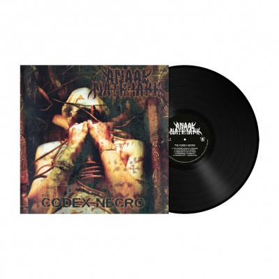 The Codex Necro | 180g Black Vinyl