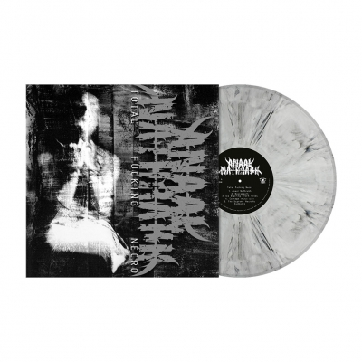 Total Fucking Necro | White/Black Marbled Vinyl