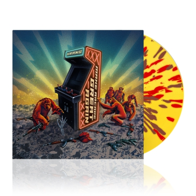 Make Arcade Great Again | Yellow w/ Splatter Vinyl