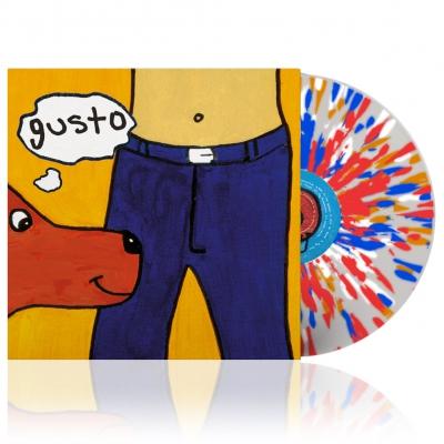 Gusto | Clear w/ Splatter Vinyl