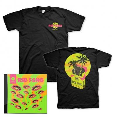 Arrows | CD+T-Shirt Bundle
