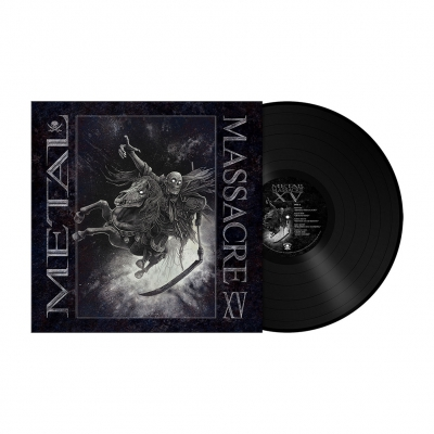 Metal Massacre XV | 180g Black Vinyl