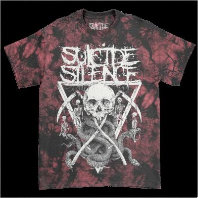 Scythe Bloodlet Dye | T-Shirt