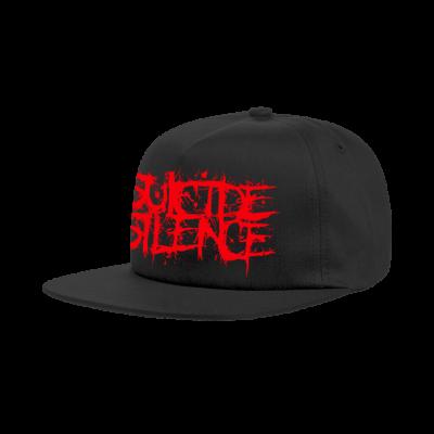 Red Logo | Snapback Cap