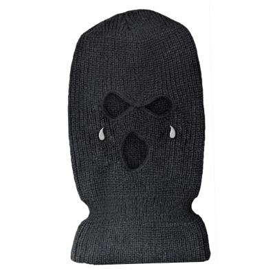 BUMMER | EMBROIDERED SKI MASK