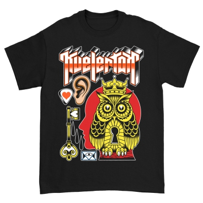 King Owl | T-Shirt