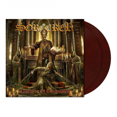 Lamenting Of The Innocent | 2xMaroon Marbled Vinyl