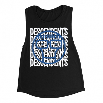 Spray Repeater | Fitted Girl Tank Top