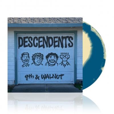 9th & Walnut  Bone/Aqua Vinyl