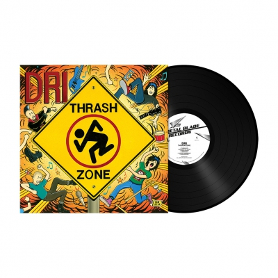 Thrash Zone | 180g Black