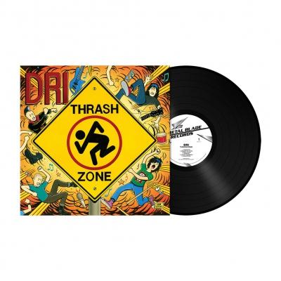 Thrash Zone | 180g Black Vinyl