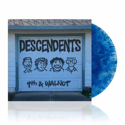 9th & Walnut | Blue/Trans. Cloud  Vinyl