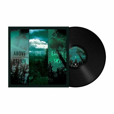 Above the Earth, Below the Sky | 180g Black Vinyl