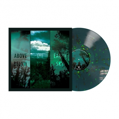 Above the Earth, Below the Sky | Splatter Vinyl