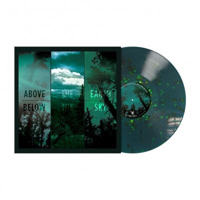 Above the Earth, Below the Sky | Splatter Vinyl