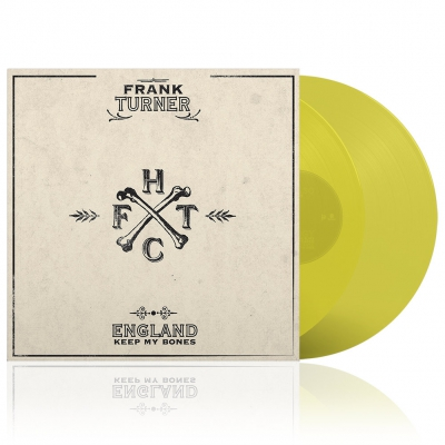 England Keep My Bones 10th Anni. | 2xTrans. Yellow
