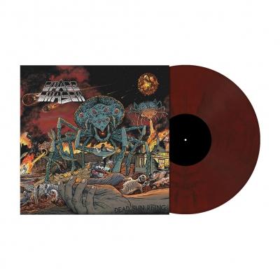 Dead Sun Rising | Clear/Brown Marbled Vinyl
