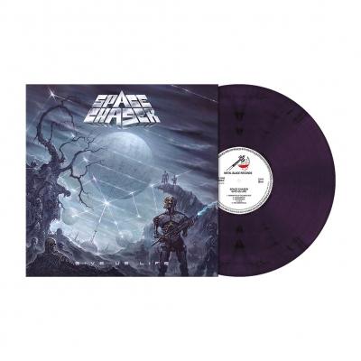 Give Us Life | Purple/Black Marbled Vinyl