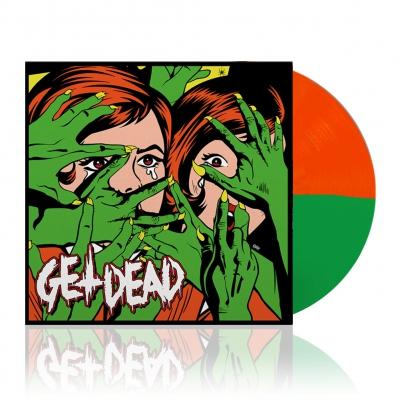 Get Dead | Orange/Green Vinyl EP