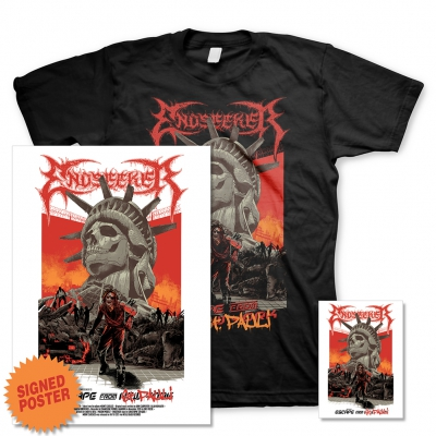 Escape From New York | Signed Print Bundle