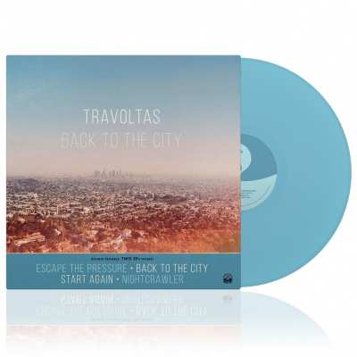 Back To The City | Baby Blue Vinyl