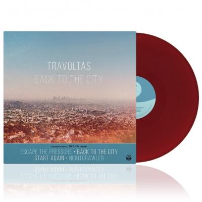 Back To The City | Burgundy Vinyl