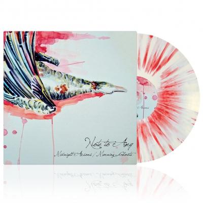 Midnight Arsons/Morning Ghosts | Splatter Vinyl