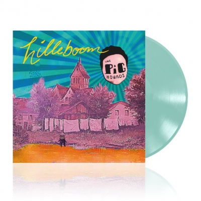Hilleboom | Trans. Coke Bottle Green Vinyl