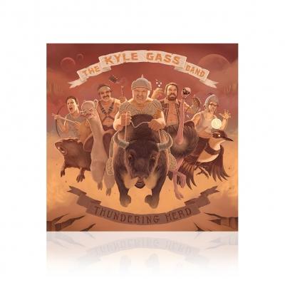 Thundering Herd | CD