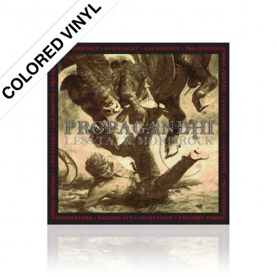 Less Talk, More Rock 25th Anni. | Colored Vinyl