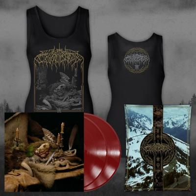 Primordial Arcana | 2xDeep Red Vinyl GTT Bundle