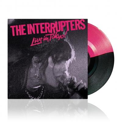 Live In Tokyo | Half Black/Half Pink Vinyl