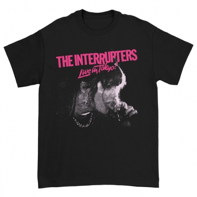 Live In Tokyo! Cover | T-Shirt