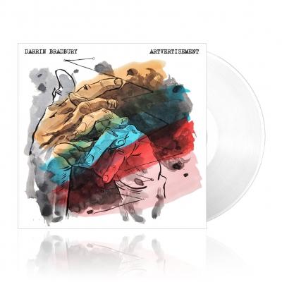Artvertisement | Clear Vinyl