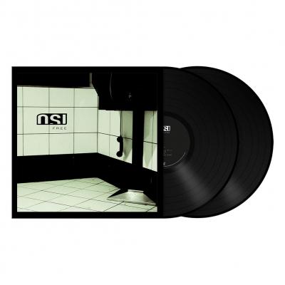 Free | 2x180g Black Vinyl