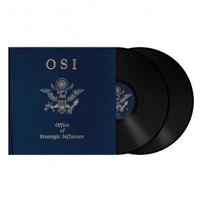 Office Of Strategic Influence | 2x180g Black Vinyl
