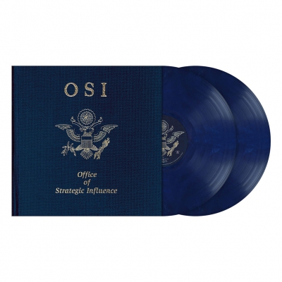 Office Of Strategic Influence | 2xBlue Marbled Vin