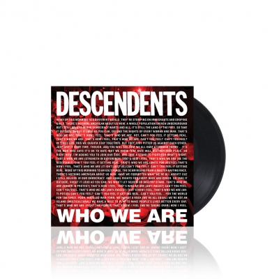 Who We Are | Black 7 Inch