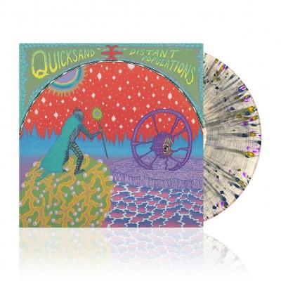 Distant Populations | Splatter Vinyl