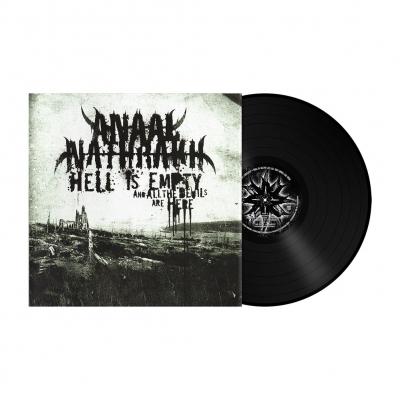 Hell Is Empty... | 180g Black Vinyl