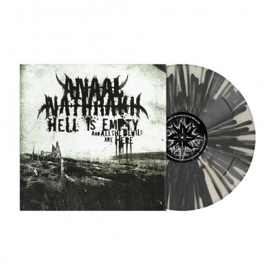 Hell Is Empty... | Clear/Black Splatter Vinyl