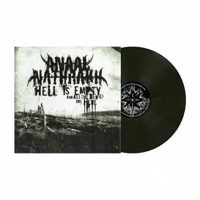 Hell Is Empty... | Dark Olive Brown Marbled Vinyl