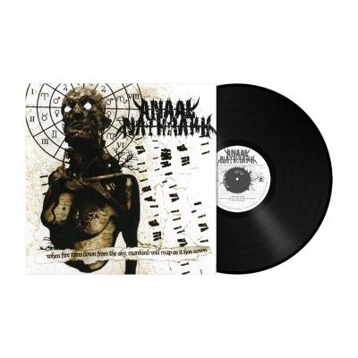 When Fire Rains Down... | 180g Black Vinyl