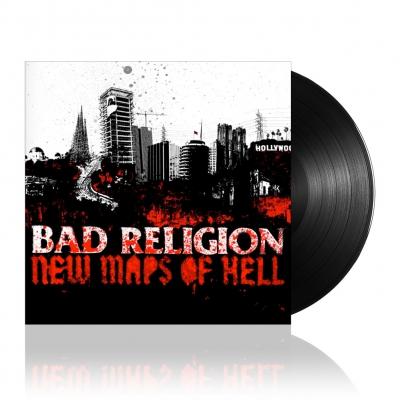 New Maps Of Hell | Black Vinyl