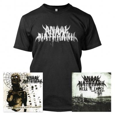 Hell Is Empty/When Fire Rains | CD Bundle