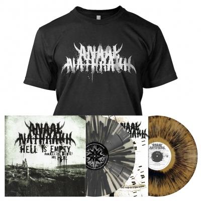 Hell Is Empty/When Fire Rains | Vinyl Bundle