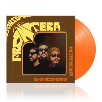 Sonidero Guerrillero | Orange Vinyl