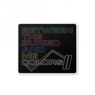 Colors II | Sticker