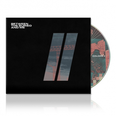 Colors II | Digi-CD