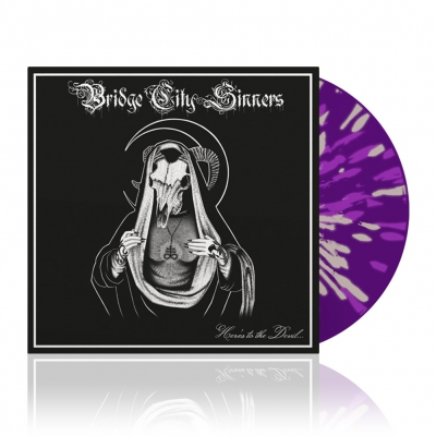 Here's To The Devil | Purple Splatter Vinyl